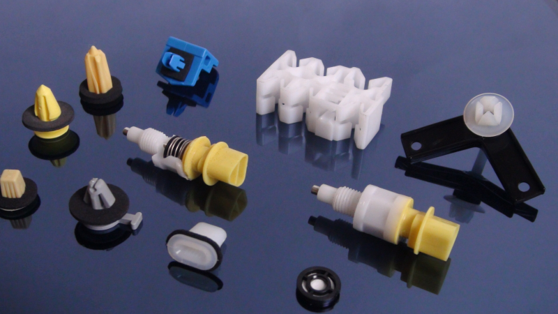 Injection Moulding of Components